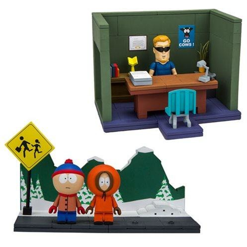 South Park Small Construction Sets