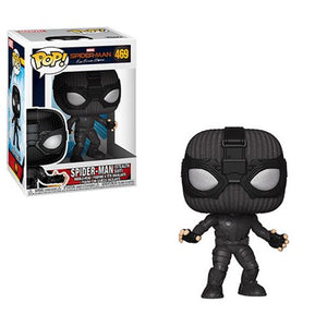 Spider-Man: Far From Home Spider-Man Stealth Suit Funko Pop! Vinyl Figure
