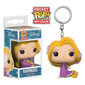 Tangled Rapunzel Pocket Funko Pop! Key Chain