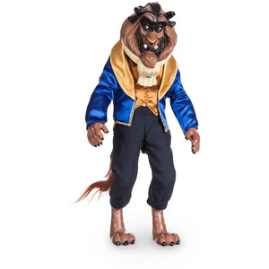The Beast Disney Classic Doll - Beauty and the Beast - 12''
