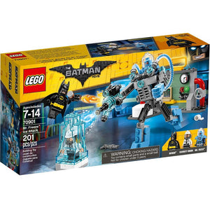 The LEGO Batman Movie - Mr. Freeze ™ Ice Attack (70901)