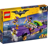 The LEGO Batman Movie - The Joker™ Notorious Lowrider (70906)