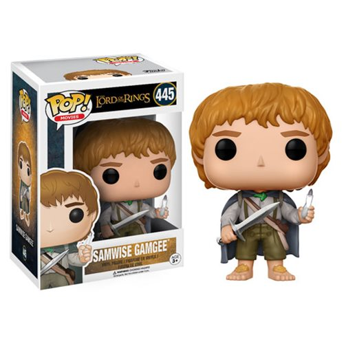 The Lord of the Rings Samwise Gamgee Funko Pop! Vinyl Figure