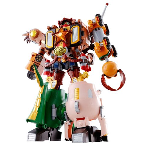 Toy Story Combination Woody Robo Sheriff Star Chogokin Die-Cast Metal Action Figure
