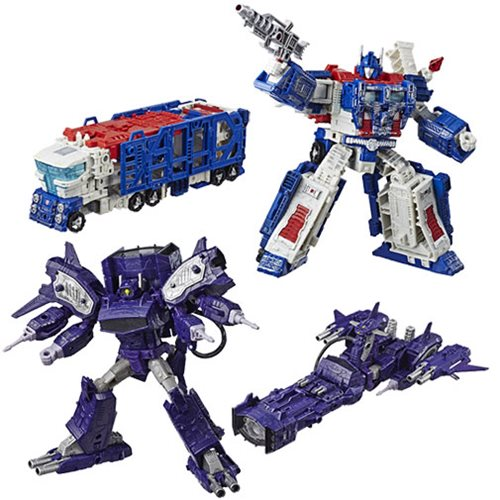 Transformers Generations War for Cybertron Trilogy Siege Leader Wave 1 (sold separately)