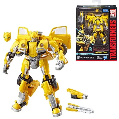 Transformers Studio Series Deluxe Bumblebee - VW Beetle