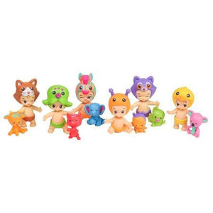 Twozies Baby and Pet Friends Twogether Season 1 12 Pack