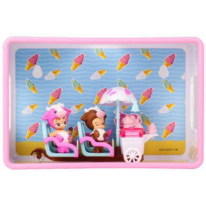 Twozies Two-Cool Ice Cream Cart Playset
