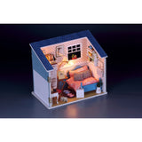 Bedroom DIY Miniature Dollhouse