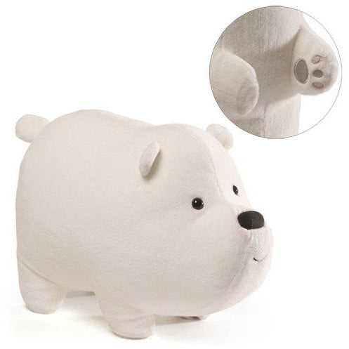 We Bare Bears Ice Bear 12-Inch Plush