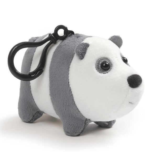 Gund We Bare Bears Panda Clip-On Backpack Plush
