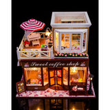 Meet Happiness DIY Miniature Dollhouse