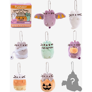 Pusheen The Cat Blind Box Series 4: Trick or Treats!