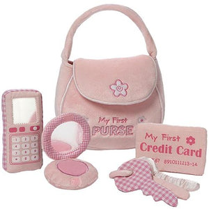 My 1st Purse 9.5 IN Stuffed Playset