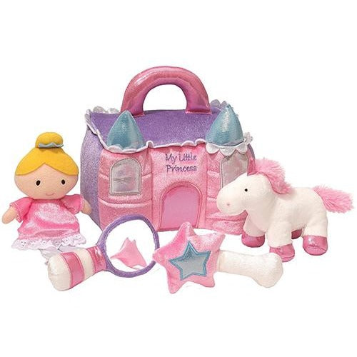 Princess Castle Stuffed Playset