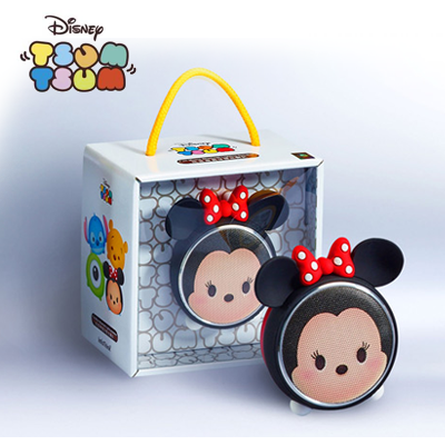 Disney Tsum Tsum Bluetooth Lighting Speaker Minnie Mouse