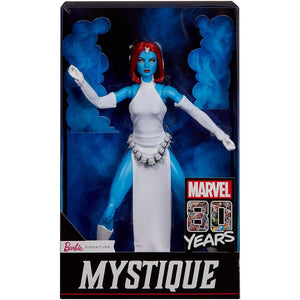 Barbie Doll Marvel Mystique