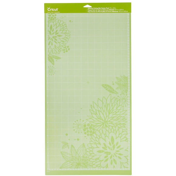 Cricut® Standard Grip Adhesive Cutting Mats 12x24 - 2 Pack
