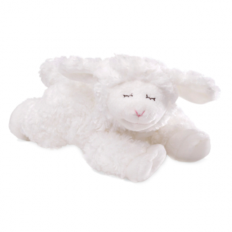 Winky Lamb Rattle 7 in