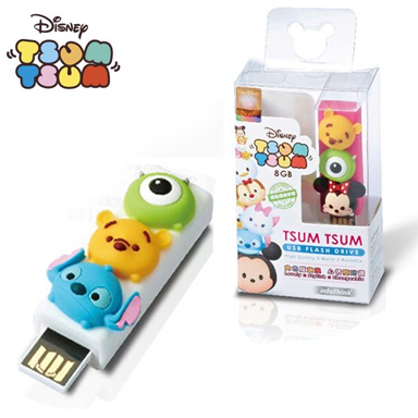 Disney Tsum Tsum USB Flash Drive Pooh