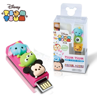 Disney Tsum Tsum USB Flash Drive Mickey