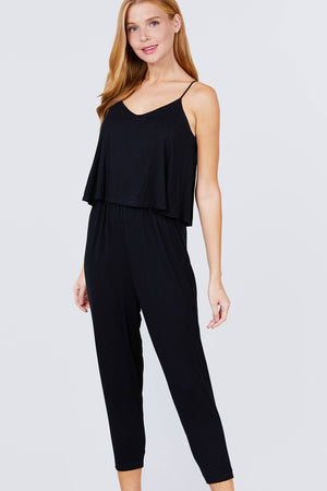 Cami Layered Jumpsuit