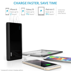A1209 Astro E6 20800mAh 3 USB Output Power Bank - Anker Malaysia Official Store
