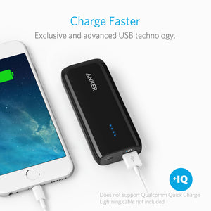 Astro E1 A1211 5200mAh Ultra Compact Power Bank - Anker Malaysia Official Store