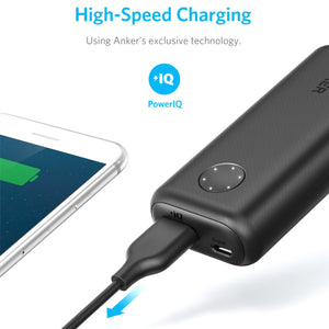 A1220 PowerCore II 6700mAh Ultra Slim Power Bank - Anker Malaysia Official Store