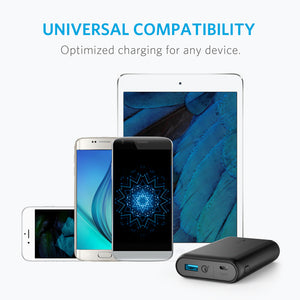 A1266 PowerCore Speed Series 10000mAh Power bank with Quick Charge 3.0 - Anker Malaysia Official Store