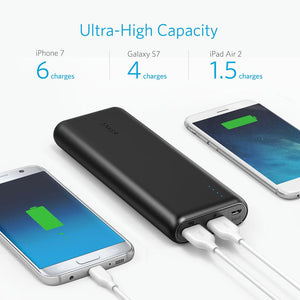A1278 PowerCore Speed 20000mAh Power Bank With Quick Charge 3.0 - Anker Malaysia Official Store