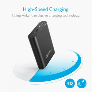 A1316 PowerCore+ 13400 mAh Power Bank With Quick Charge 3.0 - Anker Malaysia Official Store