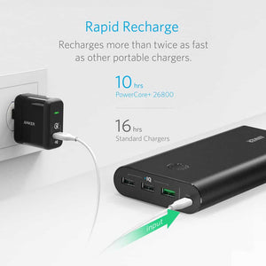 B1374 PowerCore+ 26800 Power Bank and PowerPort+ 1 With QC3.0