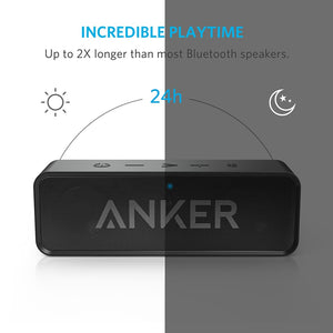 A3102011 Premium SoundCore wireless Bluetooth 4.0 speaker - Anker Malaysia Official Store