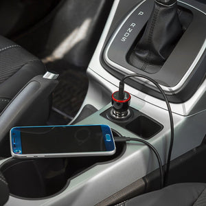 A2210 PowerDrive+ 1 with Qualcomm Quick Charge 3.0 Car Charger - Anker Malaysia Official Store
