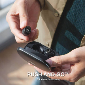 Zolo Liberty True Wireless Earphones With Graphene Drive Technology