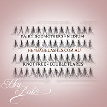 Load image into Gallery viewer, Fairy Godmothers - Medium - Individual Lashes