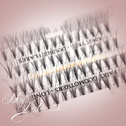 Fairy Godmothers - Long - Individual Lashes