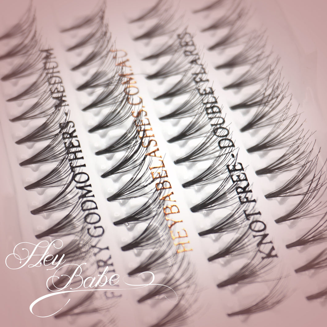Fairy Godmothers - Medium - Individual Lashes