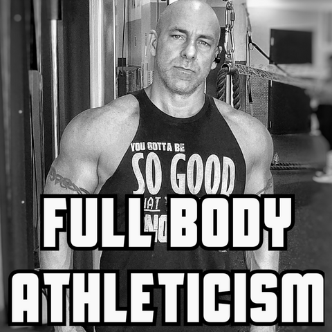 E.D.D.F. FULL BODY ATHLETICISM - Every Damn Day Fitness