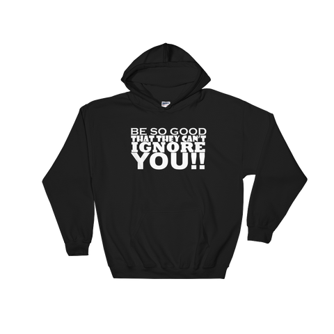 BE SO GOOD PULL OVER HOODIE - Every Damn Day Fitness