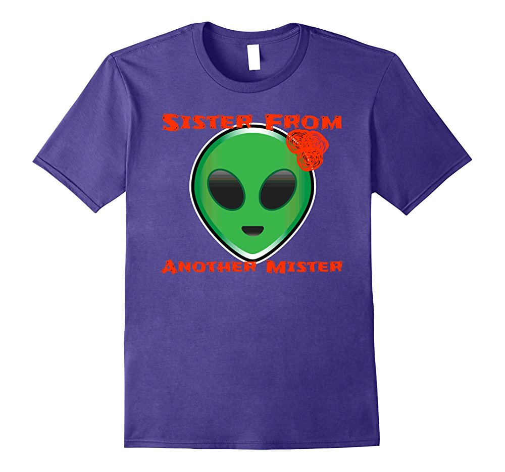 alien sister from another mister t shirt hoodie halloween. Black Bedroom Furniture Sets. Home Design Ideas