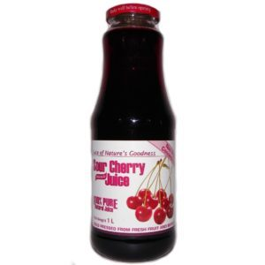 Sour Cherry Juice (1L)