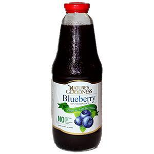 Blueberry Juice (1L)