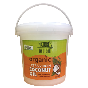 Organic Coconut Oil (1L)