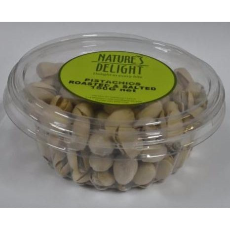Pistachio Roasted & Salted (150gm)