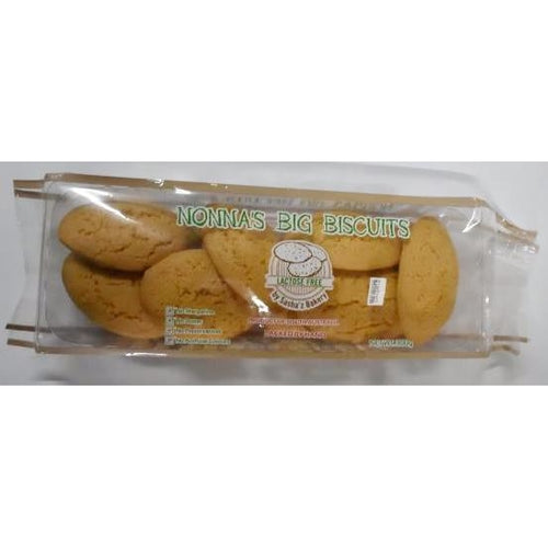 Nonnas Big Biscuits  Lactose Free (300gm)