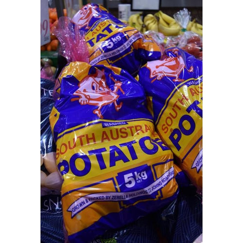 Potato White (5Kg Bag)