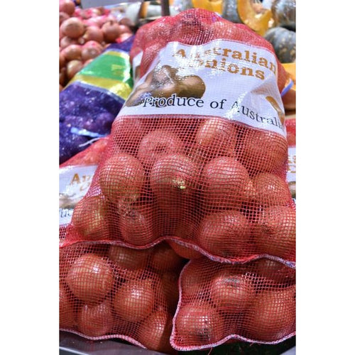 Brown Onion (10Kg Bag)