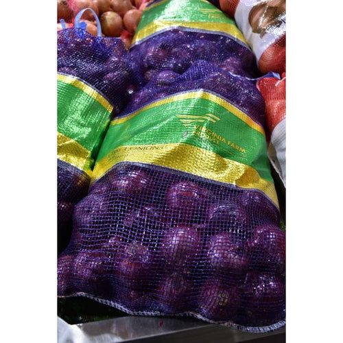 Onion Red (10Kg Bag)
